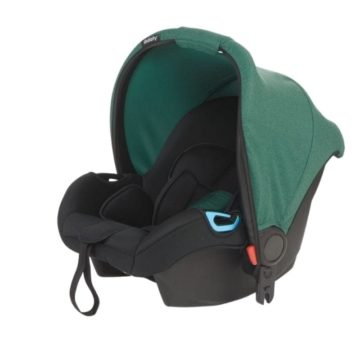 cosmos green car seat