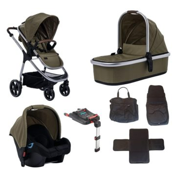 Bloom Bundle Khaki