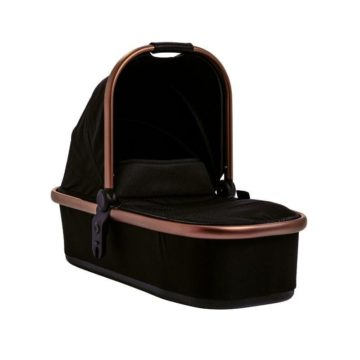 Cosmos Bloom Carrycot Midnight Black