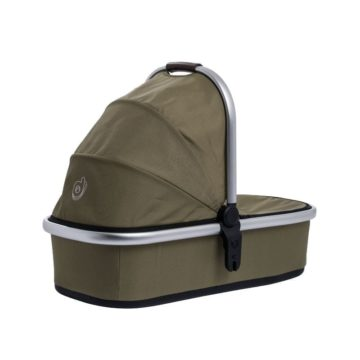 Cosmos Bloom Carrycot Savannah Khaki back
