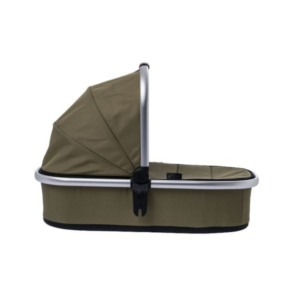 Cosmos Bloom Carrycot Savannah Khaki side