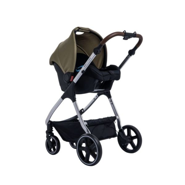 Didofy cosmos bloom car seat khaki front