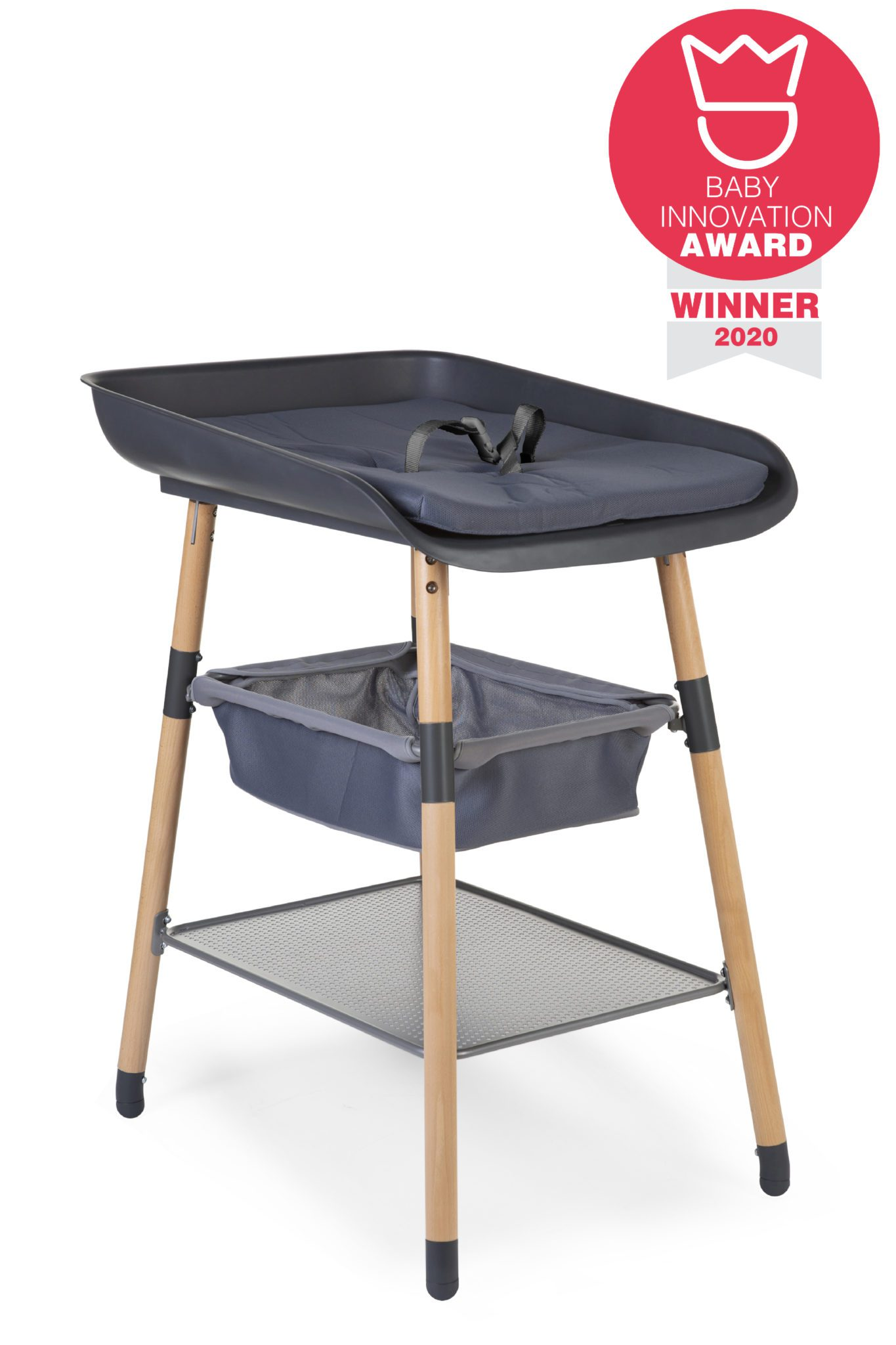 New Evolux Changing Table wins Baby Innovation Award