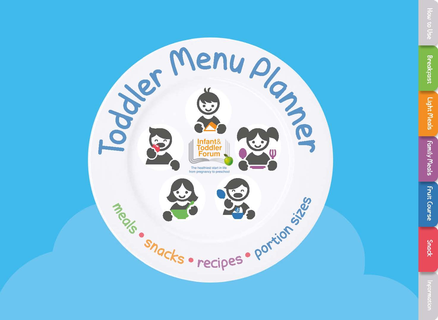 toddler meal planner tool