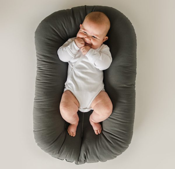 Snuggle me baby lounger