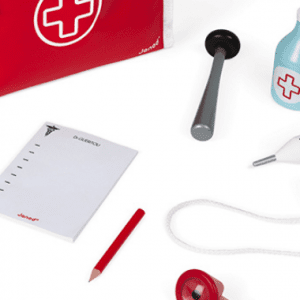 Janod role play sets doctor kit