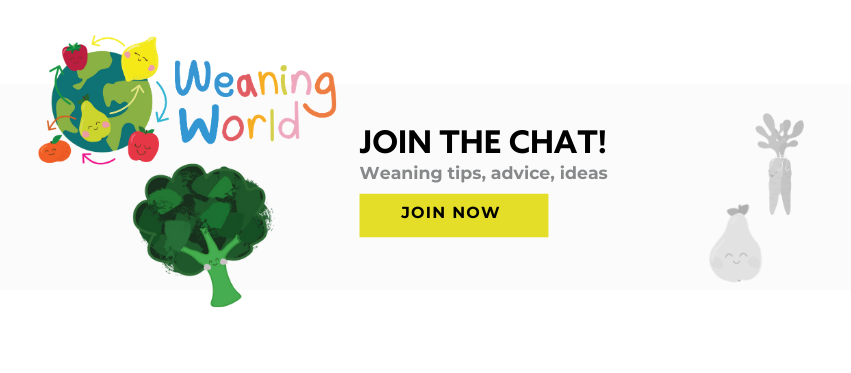 Join the Weaning Chat