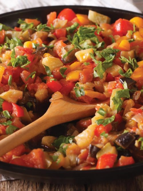 Ratatouille by Nanny Joyce from the Grandparent Hub