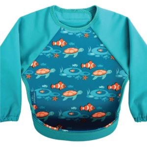 UltraBib with Sleeves - Tropical Fish