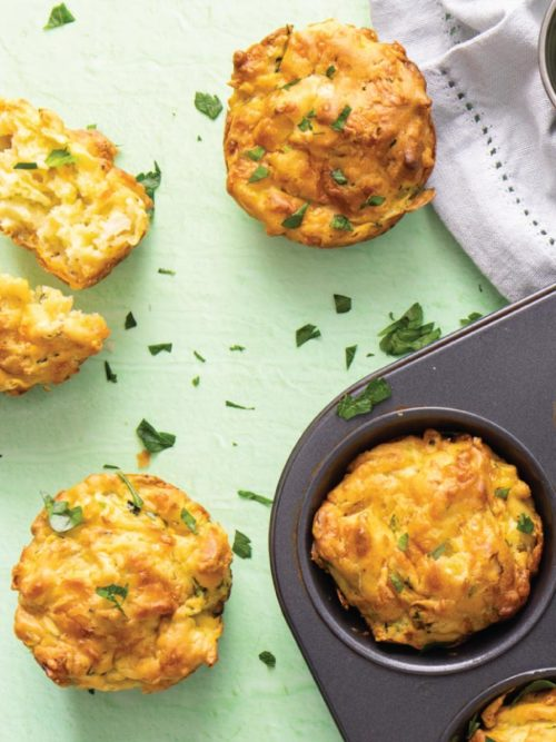 Vegetable Muffins