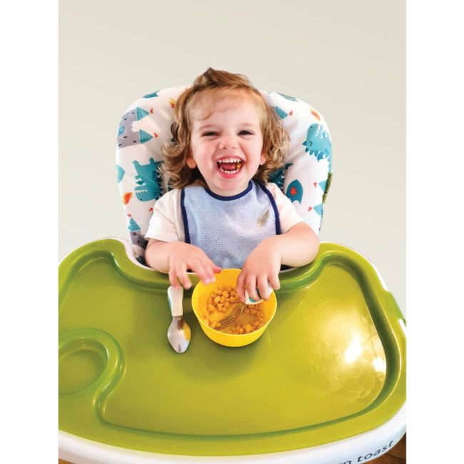 Hints and tips to get your little one set up for mealtime success