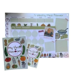 My First Flavours Weaning Stationary